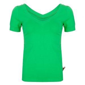 Shirt basis groen