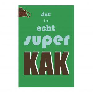 Kaartje SUPER KAK-01-01