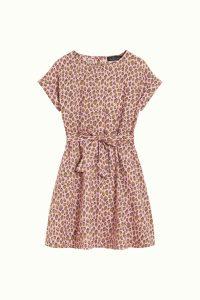 Petit Louie: Betty Loose Fit Dress Panthera