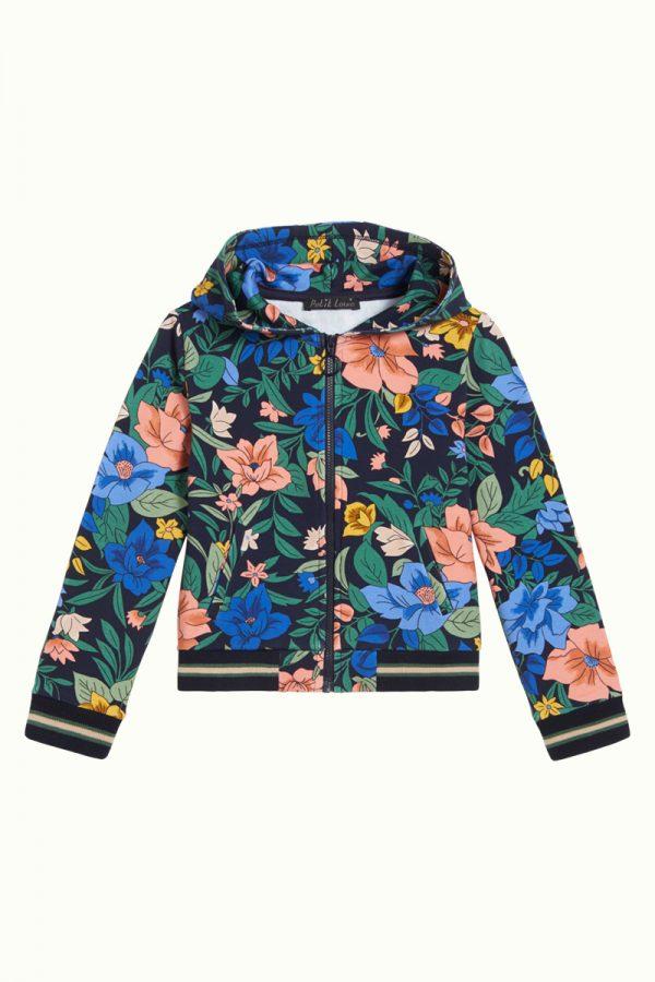 Petit Louie Hoodie Jacket Belize