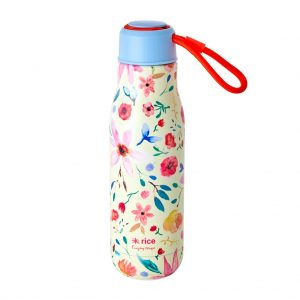 RICE: STAINLESS STEEL BOTTLE - SELMAS FLOWER