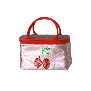 COOLER BAG - CHERRY PRINT