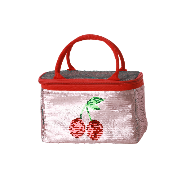 COOLER BAG - CHERRY PRINT