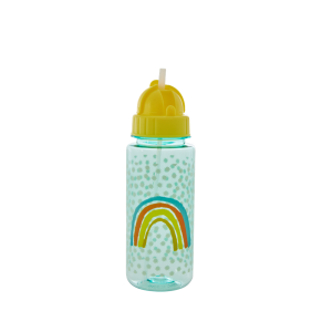 BOTTLE - RAINBOW AND STARS PRINT