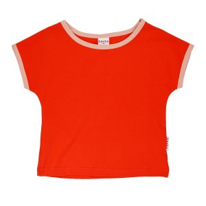 Shirt rood BABA