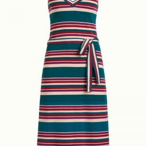 King Louie Isa Cami Dress Playa Stripe