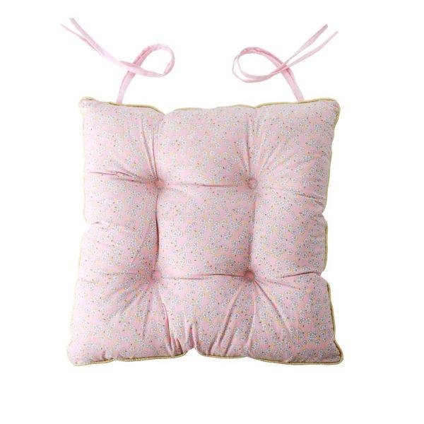 RICE roze stoelkussen