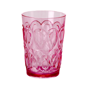 RICE: ACRYLIC GLASS PINK