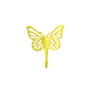 Metalen haak vlinder RICE