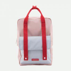Sticky Lemon large backpack envelope deluxe | mendl's pink