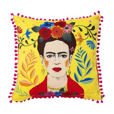 Talking Tables: Kussen Frida - Geel
