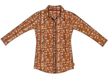 blouse-bambi brand for girls