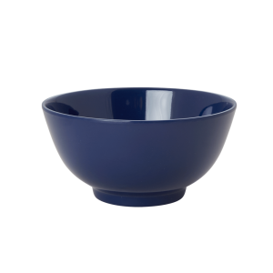 RICE: Medium Melamine Kom in nacht blauw