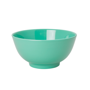 RICE: Medium Melamine Kom in groen