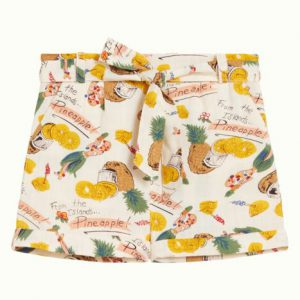 Petit Louie: Roisin Shorts Punch