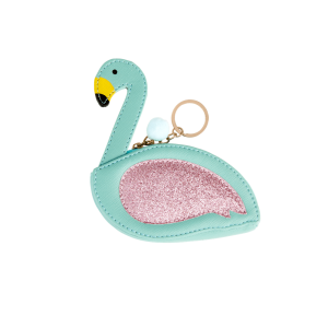RICE: Flamingo Coin Purse Mint