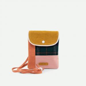 Sticky Lemon: Wallet bag | Forest green