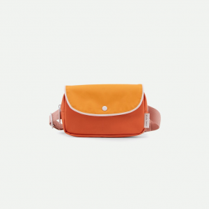 Sticky Lemon: Fanny pack wanderer | carrot orange + sunny yellow + candy pink