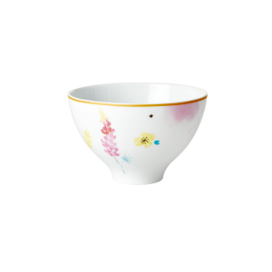 RICE: PORCELAIN BOWL - COCKATOO PRINT