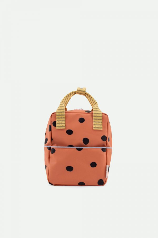 Sticky Lemon: Small backpack freckles | special edition | faded orange