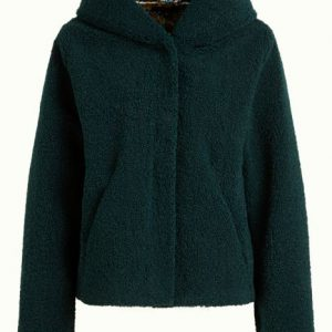 King louie: Judy Coat Murphy Pine Green