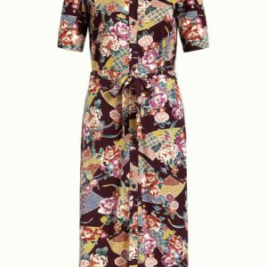 King Louie: Rosie Slim Fit Dress Salon