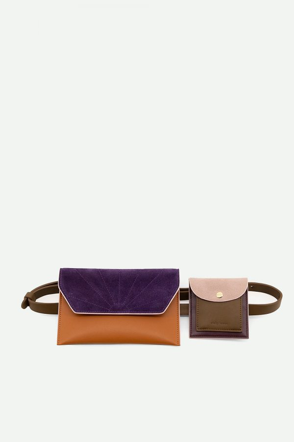 The Sticky Sis Club: belt bag | coloré | olive green