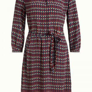 KING Louie: Billie Dress Pompidou