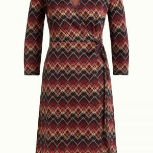 King Louie: Wrap Dress Gusto