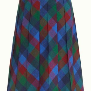 King Louie: Harper Skirt Cornel Check