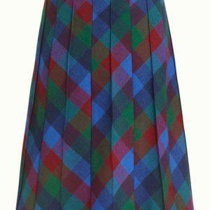 King Louie: Harper Skirt Cornel Check