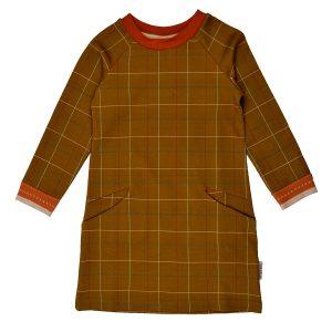 Super stoer jurkje van het Belgische merk BA*BA. Prachtig!