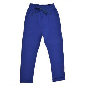 BA*BA: Baggy broek blauw BAGPANT/MSB/W20