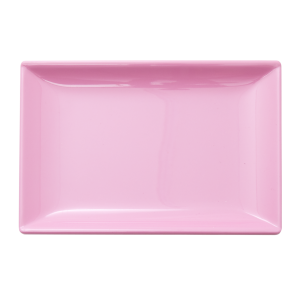 RICE: Melamine Sushi bord - Believe in Red Lipstick Roze
