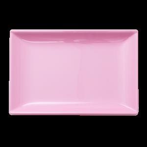 RICE: Melamine Sushi bord - Believe in Red Lipstick Roze