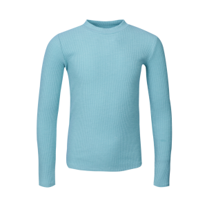 Mini Rebels: Long Sleeve AQUA