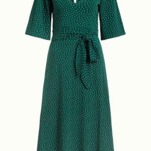 King Louie: Zita Dress Little Dots