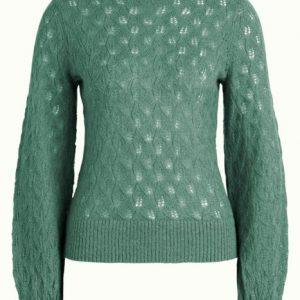 King Louie: Jeannie Sweater Vallina Fir Green