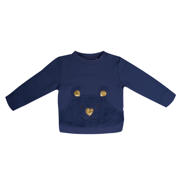 Someone: Sweater BOSSIBA navy