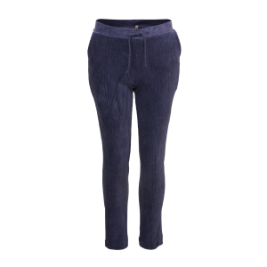 Mini Rebels: Broek rib navy