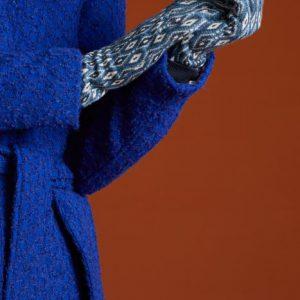 King Louie: Handschoenen Deuce Night Blue