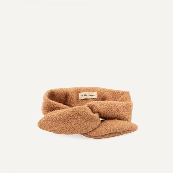 Monk & Anna: Haarband | wol | cashew