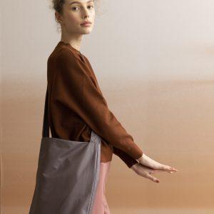 Tinne + Mia: Feel Good Bag Italian Plum