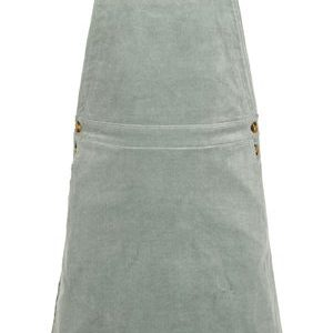 Petit Louie: Pinafore dress Corduroy Mint Green