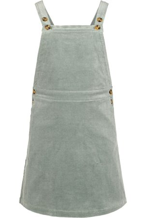 Petit Louie: Pinafore dress Corduroy Mint Green