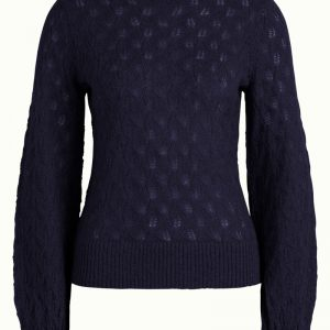King Louie: Jeannie Sweater Vallina Blue