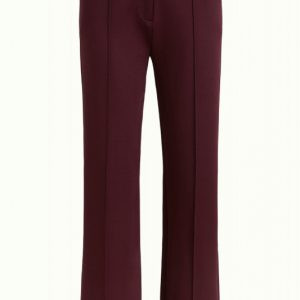 King Louie: Garbo Pintuck Pants Uni Rodeo Porto Red