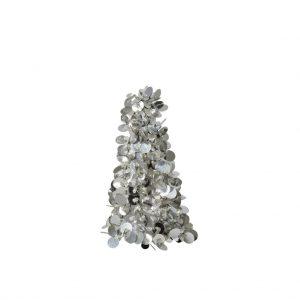 RICE: Kleine kerstboom zilver