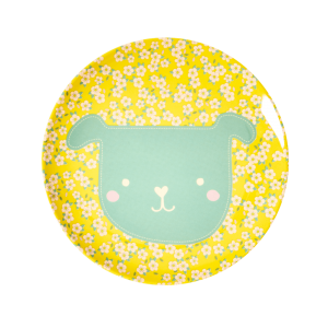 Rice: Kinderbord geel HOND