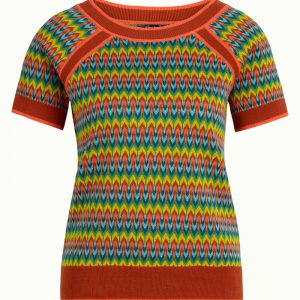 King Louie: Raglan Top Ladyland Umbre